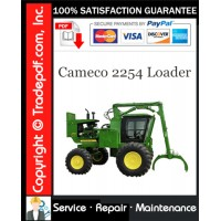 Cameco 2254 Loader Service Repair Manual Download